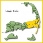 Lower Cape Map